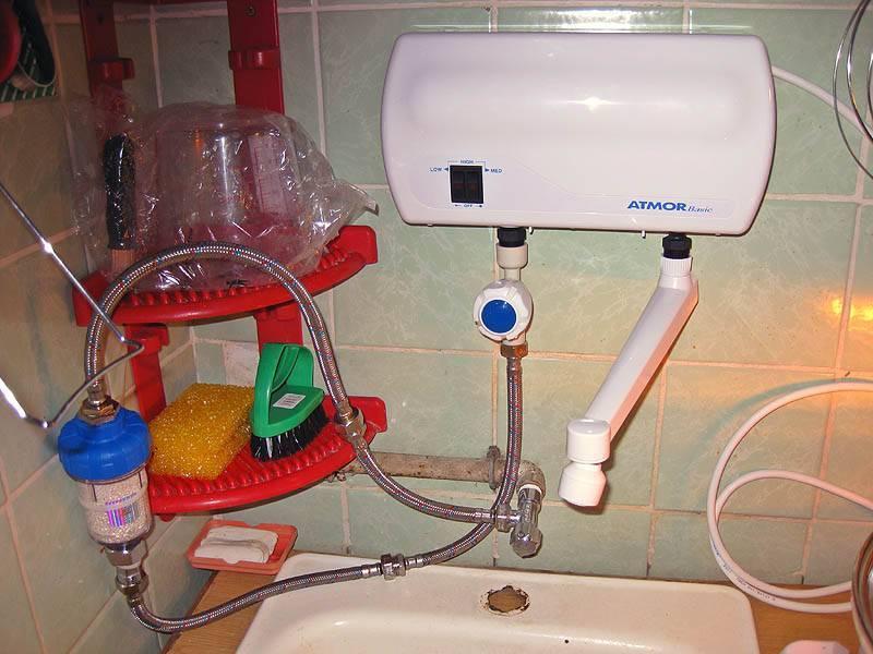 Подключение накопительного водонагревателя своими руками: схемы, этапы работ