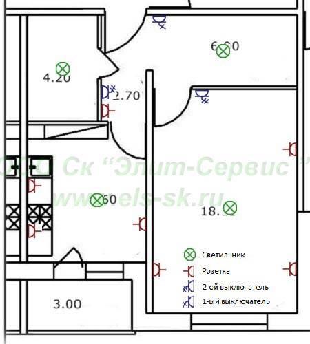 6 способов найти скрытую проводку под штукатуркой | ichip.ru