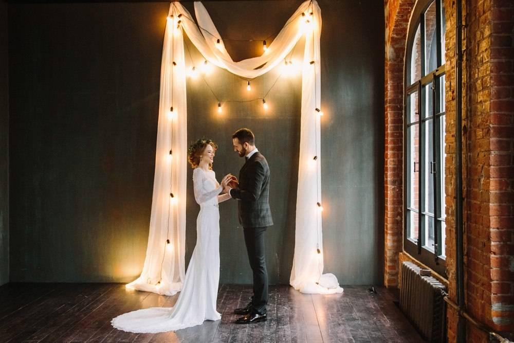 Украшение зала на свадьбу своими руками: 100+ фото [идеи 2019]