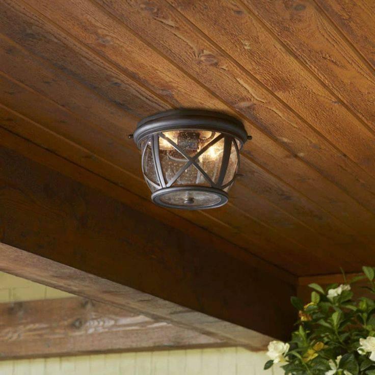 Как сделать качественное освещение террасы или веранды?