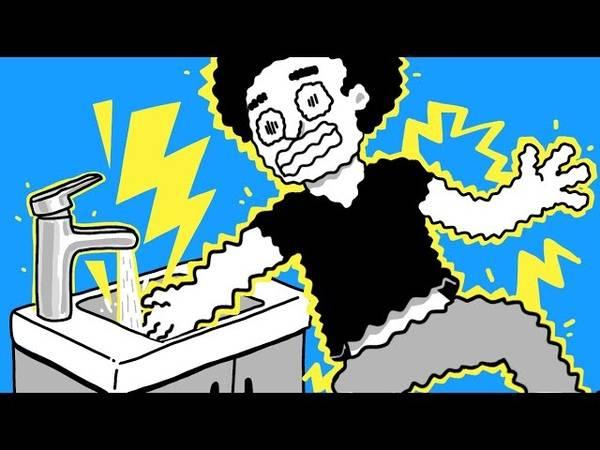 Какие меры помогут восстановить электробезопасность в санузле