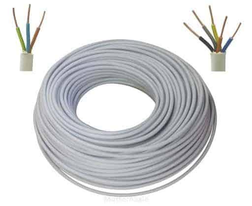 Лучший кабель для проводки в квартире. nym и ввгнг-ls — отличия, характеристики.