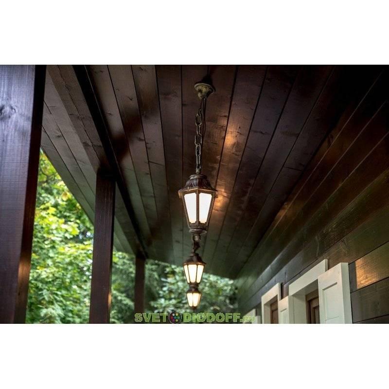 Освещение беседки – обзор вариантов, изготовление светильников и монтаж своими руками