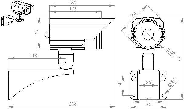 Как сделать инфракрасный фонарь своими руками? обзор готовых моделей