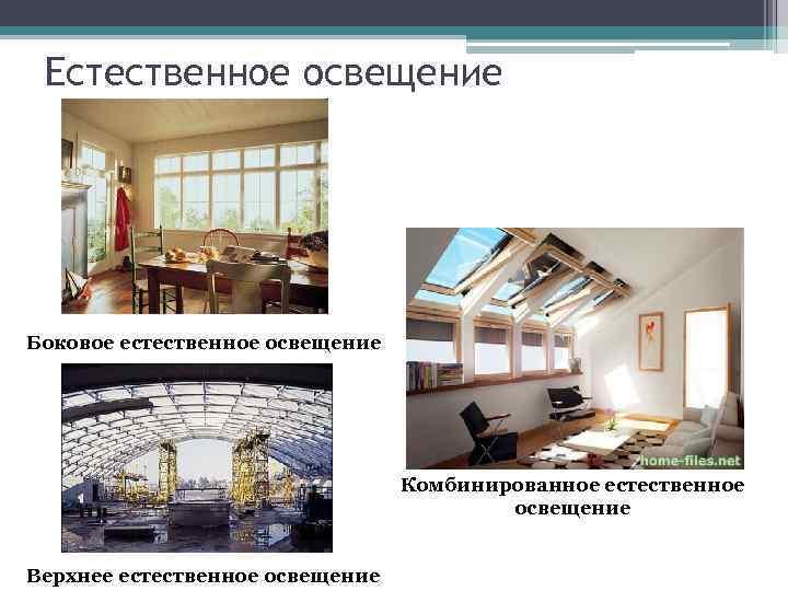 Каким может быть освещение: тип системы является главным по источнику электрического света жилого дома, знаете что существуют основные виды освещенности, как используют в помещении,как понимают под общим