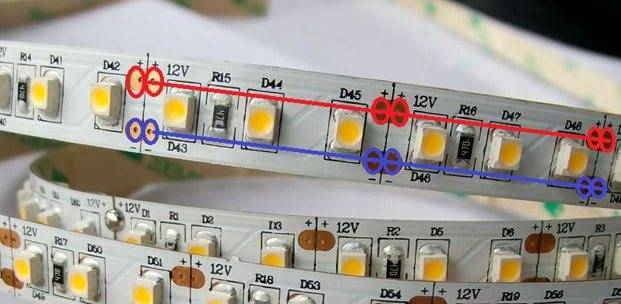 Проверка светодиода мультиметром (как прозвонить smd не выпаивая)