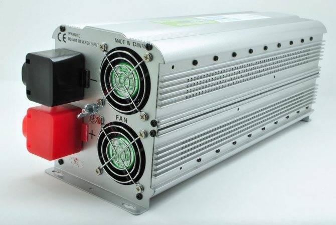 По каким параметрам следует выбирать автомобильный инвертор 12/220v