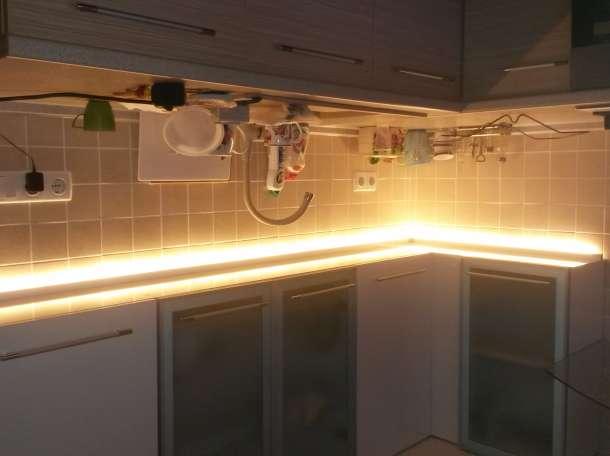 Подсветка для кухни под шкафы