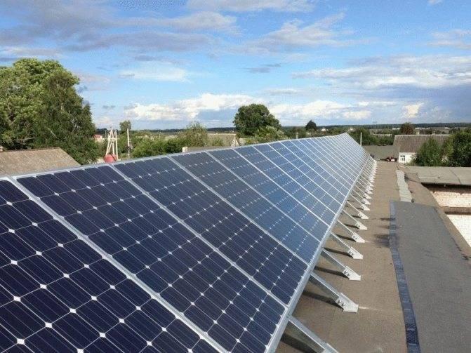 Из чего делают солнечные батареи различных поколений панелей