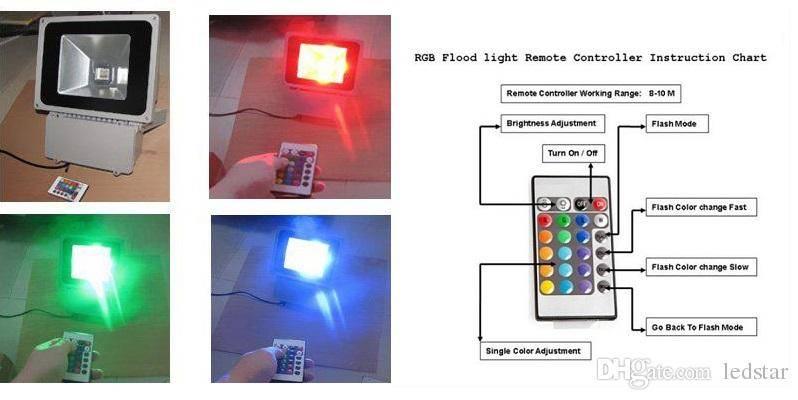 Почему моргает светодиодный прожектор во включенном состоянии?