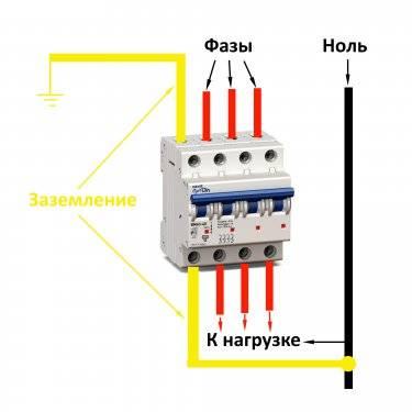 Что ⚠️ такое фаза и ноль в электричестве для новичка