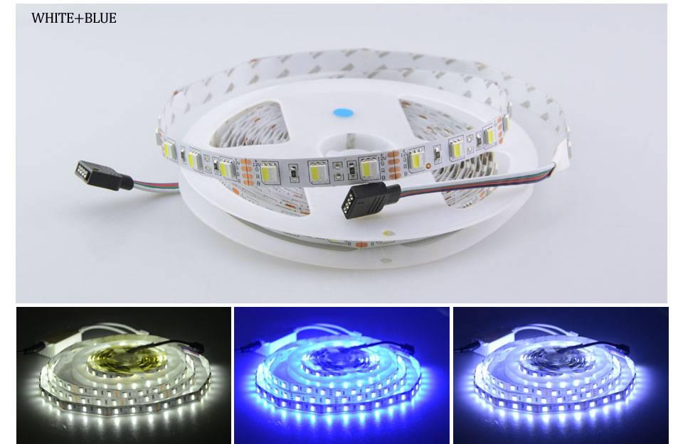 Обзор лучших светодиодных лент с плюсами и минусами
