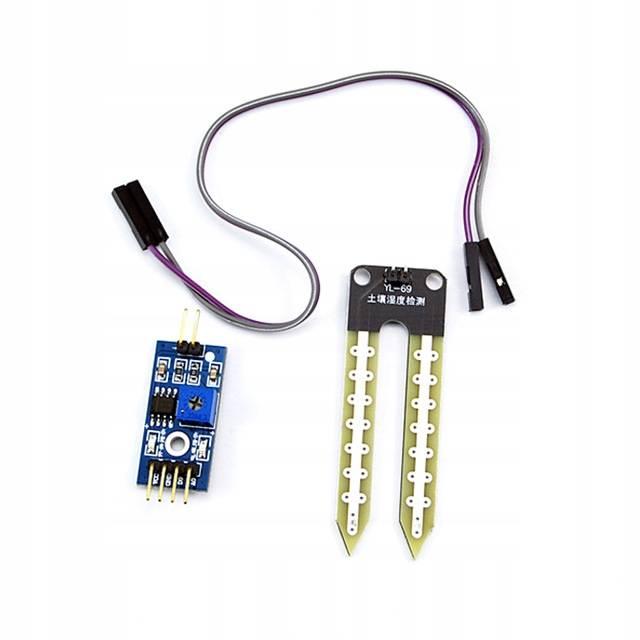 Емкостной датчик влажности почвы - описания, примеры, подключение к arduino