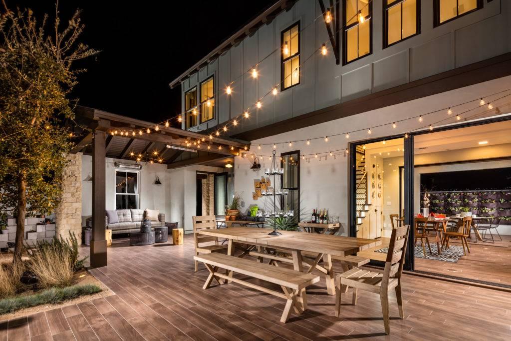 Пристроенные террасы и веранды к дому — лучший способ увеличить пространство