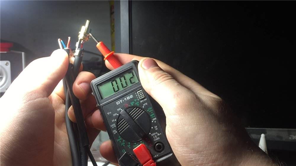 Как проверить светодиодную лампу, ленту и других диодов мультиметром на работоспособность