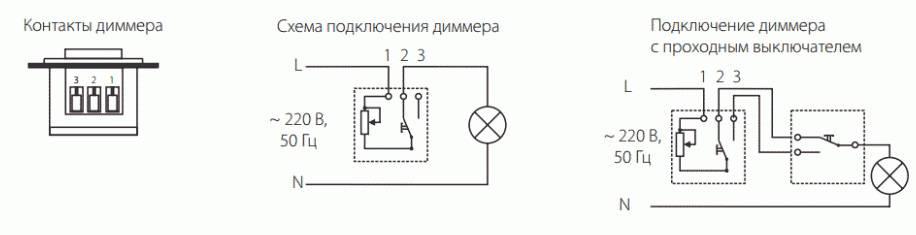 Что такое диммер для светодиодных ламп: разновидности и особенности выбора