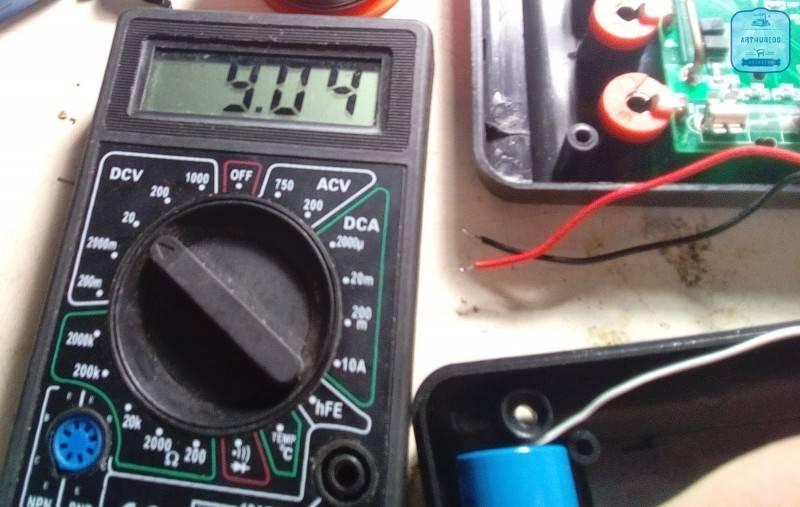 7 способов проверить батарейку - мультиметром, тестером и без прибора в домашних условиях.