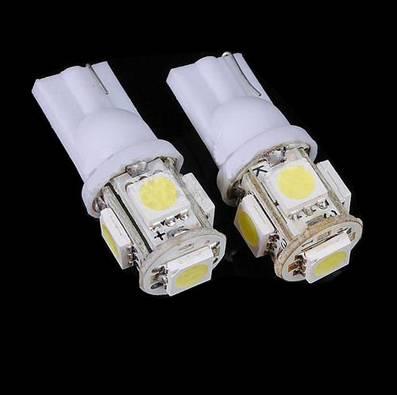 Какая лучше светодиодная лампа w5w, выбор надежной модели