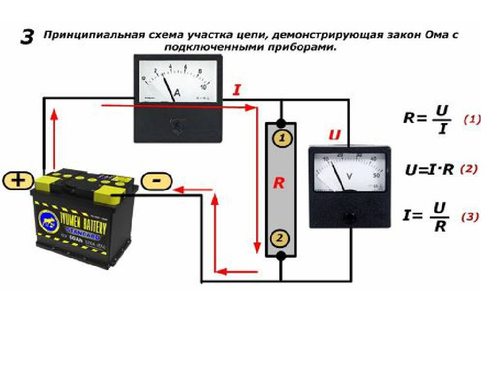 Как подключить амперметр: как включается в цепь, схема
