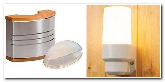 Лампочки для сауны. как выбрать правильно освещение? — строим сами