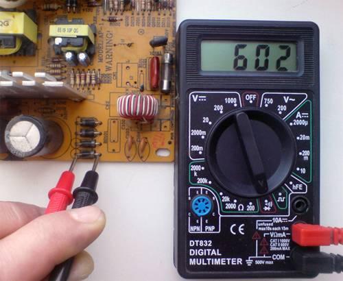 Проверка резистора в домашних условиях: алгоритм проверки неисправности, проверка переменного резистора