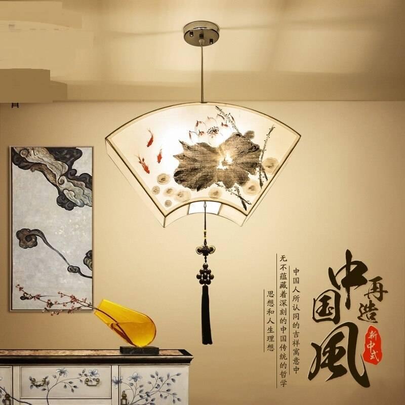 Как самостоятельно сделать светильник в японском стиле