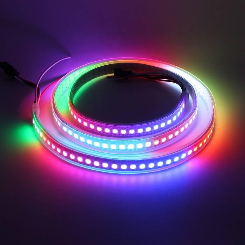 Светодиодная подсветка: область применения, способы монтажа, преимущества