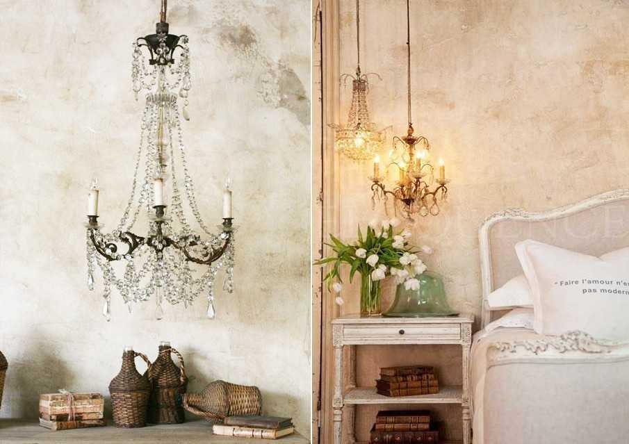 Как добавить цвет и настроение в интерьер – декор в стиле прованс