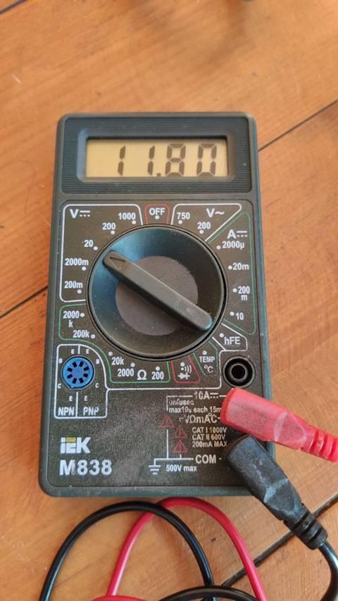 Как проверить светодиод мультиметром - прибор для проверки светодиода