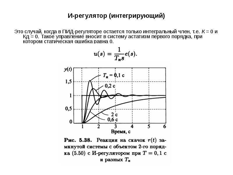 Пид-регулятор - методика настройки | electric-blogger.ru