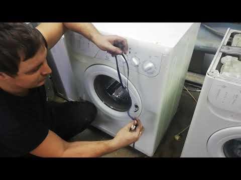 Как открыть стиральную машинку если она заблокирована (как разблокировать)