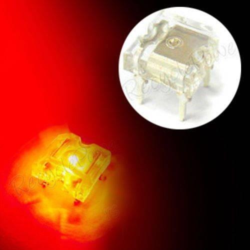 Характеристики и преимущества светодиода Пиранья
