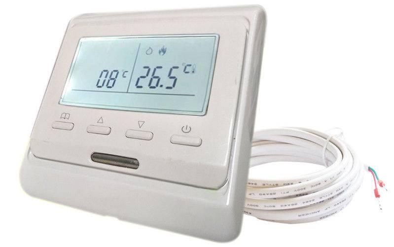 Терморегулятор для теплого водяного пола: разбираем тщательно