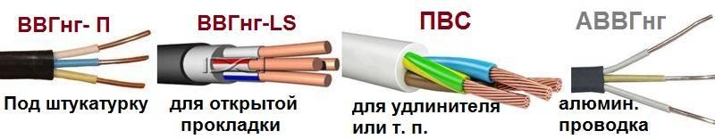 Выбираем электрический провод для наружной проводки на улице
