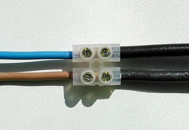 Как лучше всего соединить медный и алюминиевый провод: все способы надежного соединения проводов из алюминия и меди