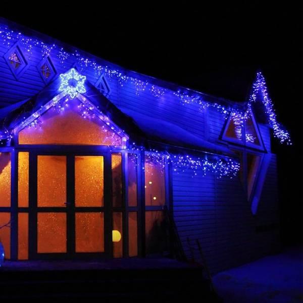 Как сделать гирлянду из лампочек и светодиодов?