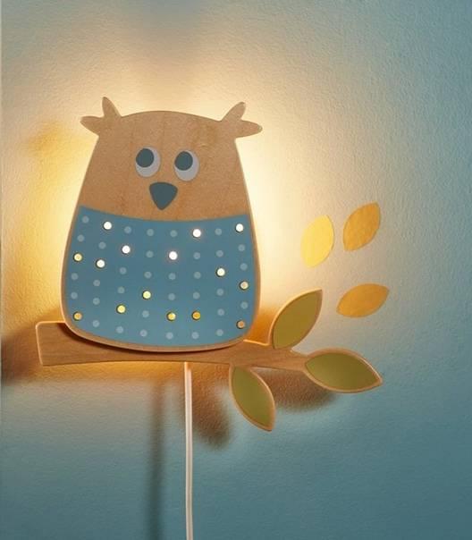 Школа светодизайна: как организовать освещение в детской комнате