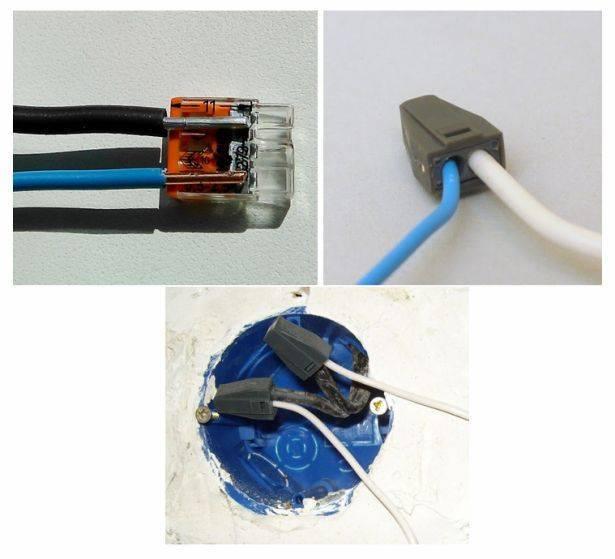 Способы соединения медного и алюминиевого провода