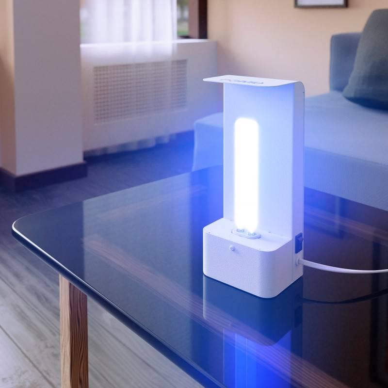 Кварцевая лампа для дома - 7 ответов на больные вопросы.