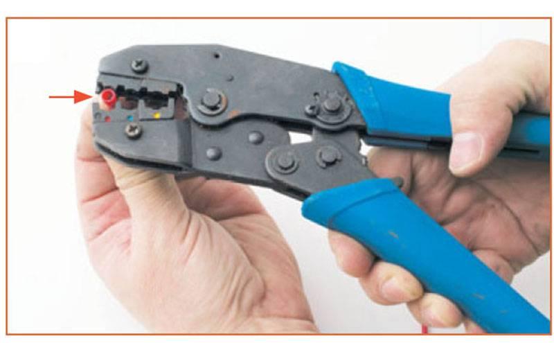 Соединение проводов опрессовкой гильзами — чем и как обжимать