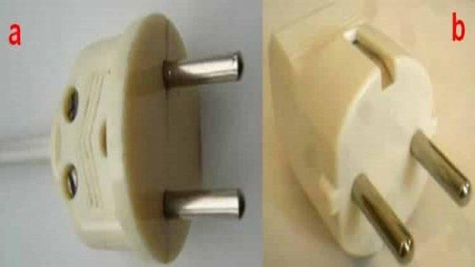 Что делать, если искрит розетка при включении вилки ноутбука? - электрик