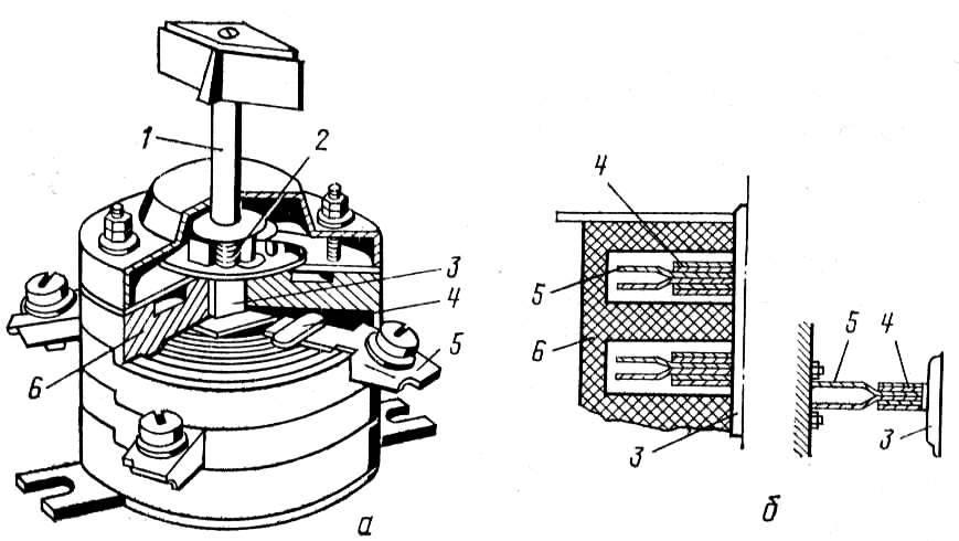 Пакетный выключатель схема подключения - все про электрику