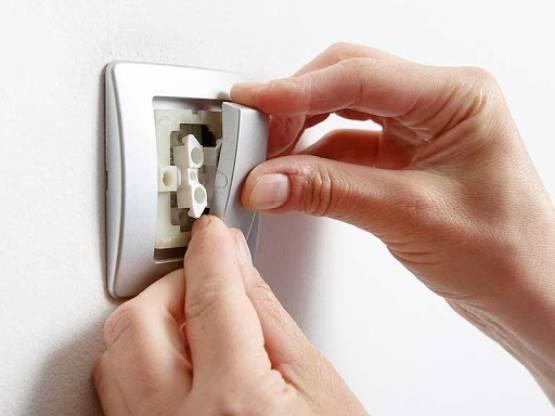 Ремонт выключателей света - как самостоятельно отремонтировать выключатель