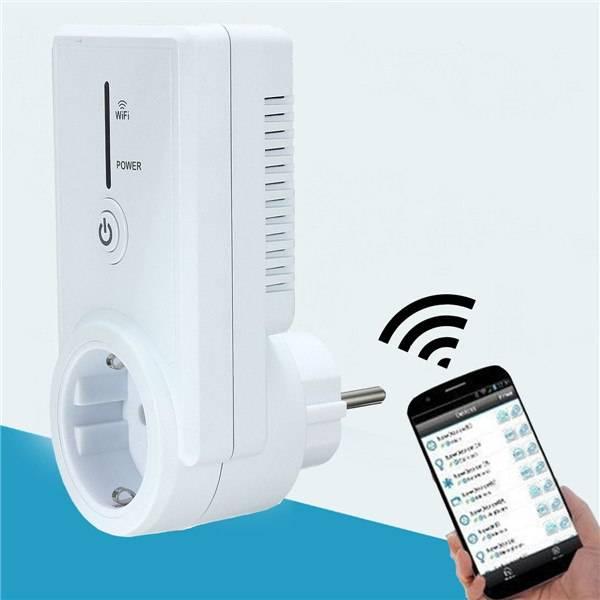 Умная GSM розетка — как управлять электроприборами по SMS