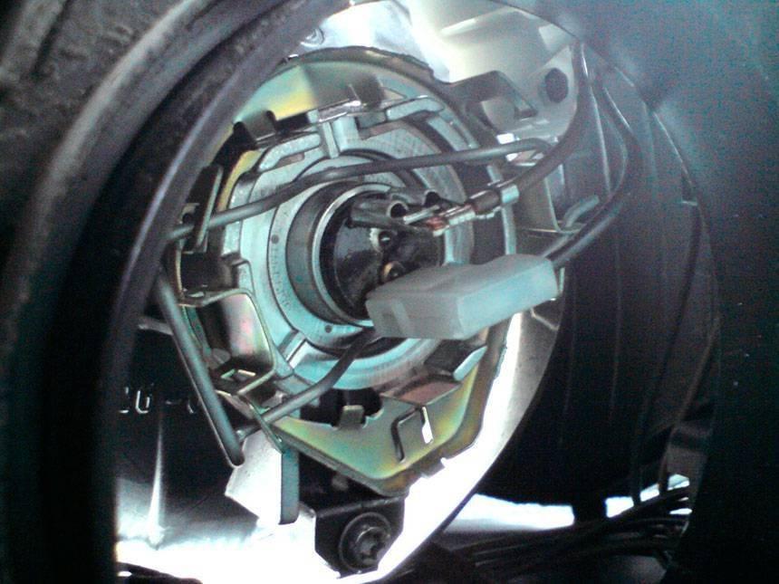 Лайфхак: лампа ближнего (дальнего) света автомобиля лада приора