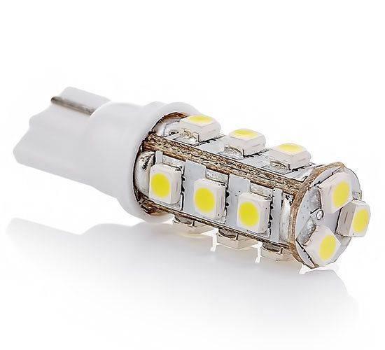 Разрешены ли светодиодные лампы в габаритах?