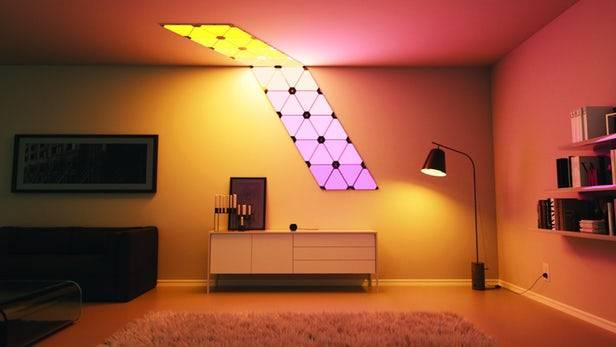 Домашнее освещение – как выбрать правильный источник света