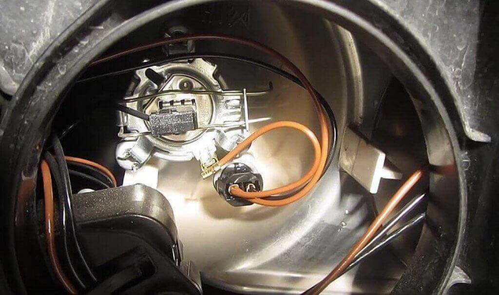 Лайфхак: лампы применяемые на лада приора, замена поворотов