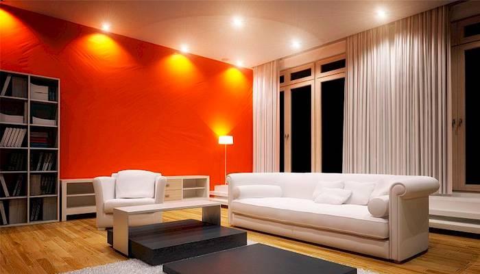 Схема освещения в квартире: примеры разводки и подключения света