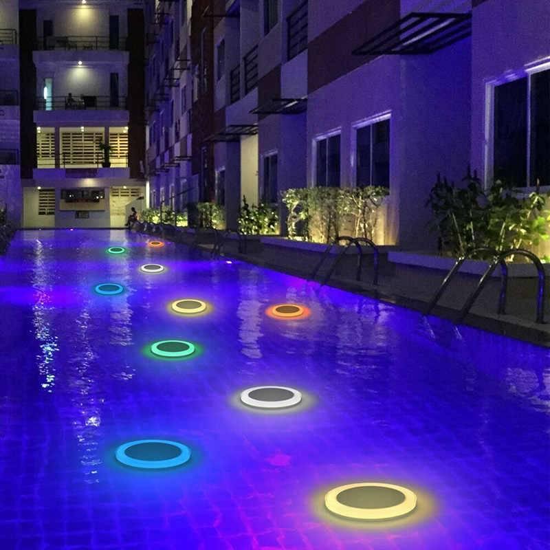 Принципы подсветки бассейна   материалы и технологии   журнал «бассейны и сауны»